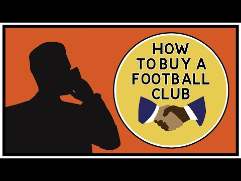 How do you buy a football club?