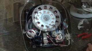 KitchenAid Food Processor Repair – How to Replace the Motor Capacitor