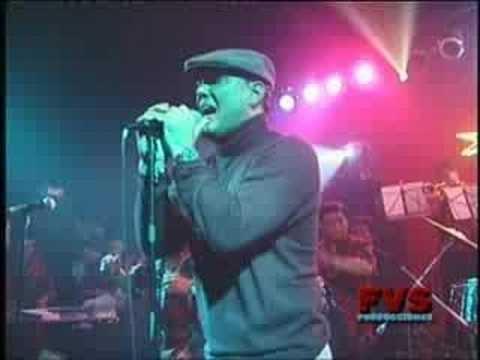 Roberto Blades - Lagrimas Salsa En Vivo Live
