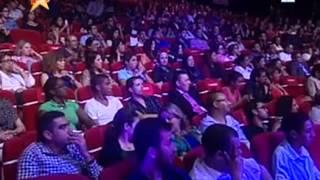Cérémonie méditel Morocco Music Awards