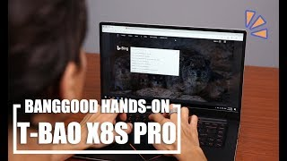 T-BAO X8S PRO NOTEBOOK REVIEW ( NVIDIA GeForce 920M )