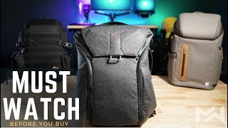 Top 3 Reasons to NOT BUY Peak Design Everday Backpack 20L - 2 YEAR REVIEW!