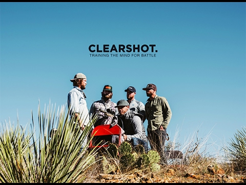 Clearshot. Training The Mind For Battle  Warstic