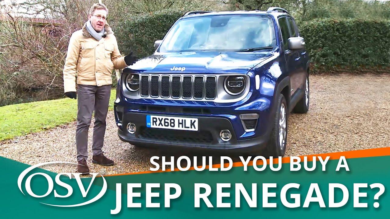Jeep Renegade A Versatile Little 4x4 Youtube
