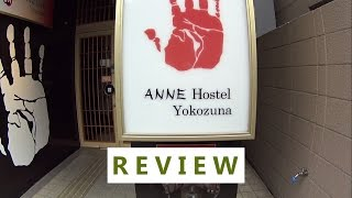 Anne Hostel Yokozuna review, Tokyo, Japan