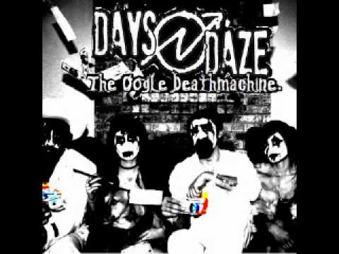 Клип Days N' Daze - Little Blue Pills Pt. 2