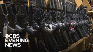 New Zealand prime minister announces ban on assault weapons