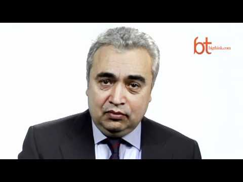 Why Fatih Birol Never Bought a Car