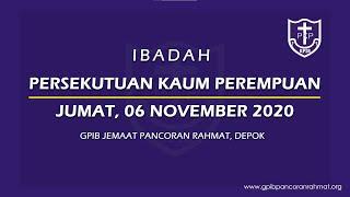 November 06, 2020 - PKP - KemurahanMu