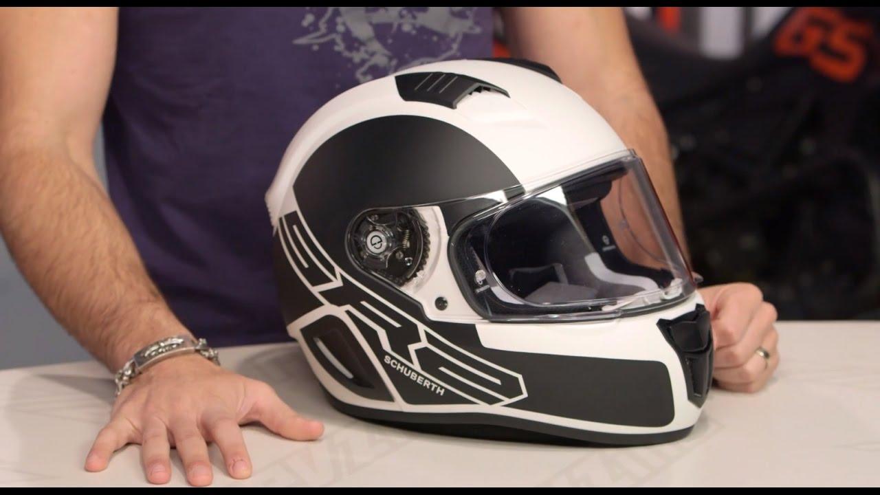 030faf69 Schuberth SR2 Traction Helmet Review at RevZilla.com - YouTube