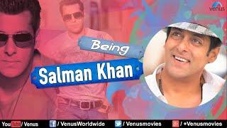 Being SALMAN KHAN : Superhit Bollywood Songs ~ Audio Jukebox
