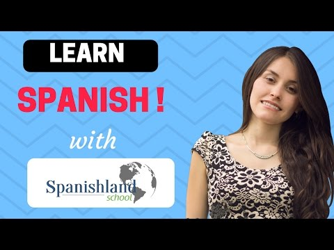 Learn Spanish with Spanishland School