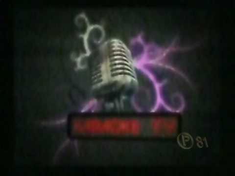 Chart KARAOKE TV Canal 55 UHF -  GBA Sur