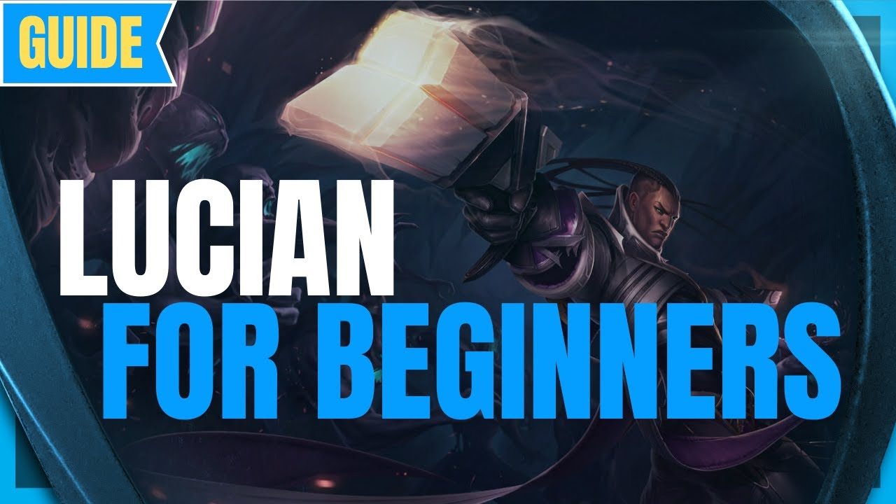 LUCIAN JUNGLE IS KINDA CRACKED! | Lucian Jungle Guide