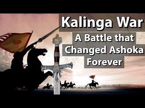 Kalinga War of Ashoka