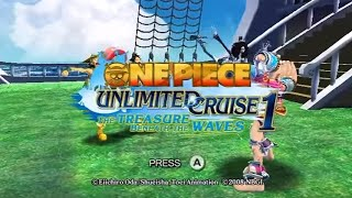Wii Longplay [012] One Piece Unlimited Cruise 1: The Treasure Beneath the (Part 1 of 15)