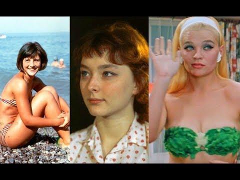 Самые красивые Актрисы Советского Кино тогда и сейчас ч.1