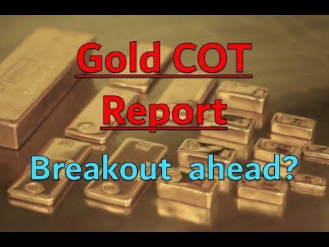Gold COT Report -- Breakout?