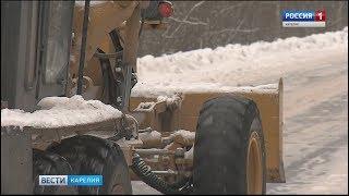 Полномочия по чистке дорог, ведущих к небольшим деревням, могут передать муниципалитетам