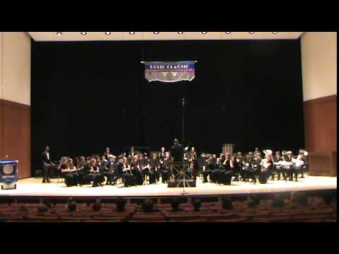 2014 Hoover Symphonic Winds at Atlanta Symphony Orchestra-Woodruff Arts Center