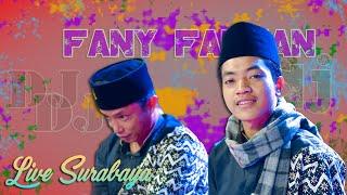 Download lagu DJ Terbaru 2019 Versi Sholawat Ach Tumbuk feat Fany fauzan Majelis Attaufiq Live Surabaya MP3