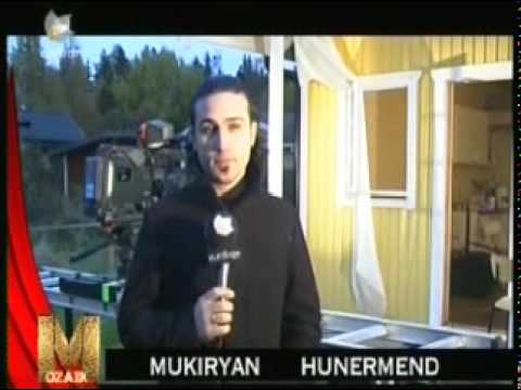 Mukryan Abu Bakr KURDSAT - Ashqy To - New Kurdish Video Clip 2010