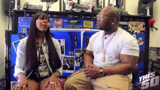 Tink on Her Visuals; Chicago; Female Rap; Fans