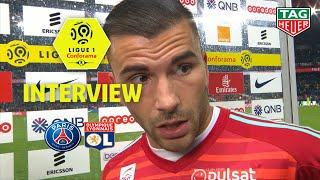 Interview de fin de match :Paris Saint-Germain - Olympique Lyonnais ( 5-0 )  / 2018-19