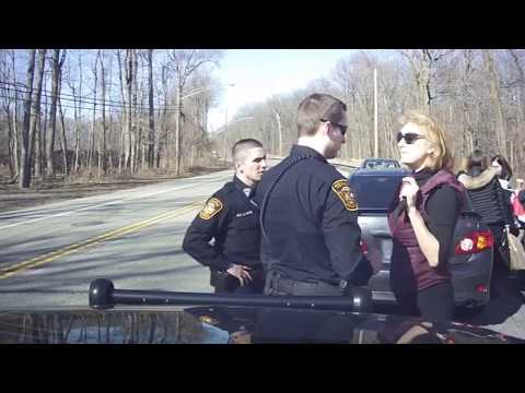 RAW AND UNCUT: Port Authority official berates cops at traffic stop