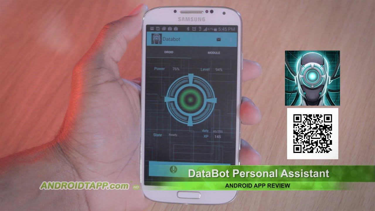 personal assistant android app review