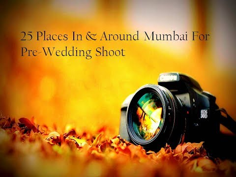 Mumbai Pre Wedding Photoshoot Places