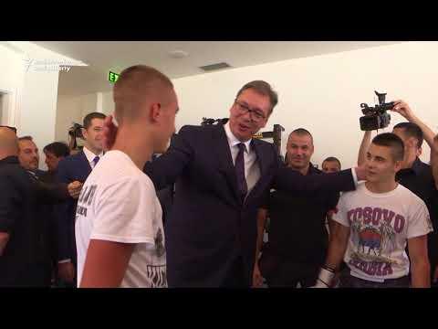 Serbian President Makes Rare Visit To Kosovo