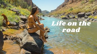 Exploring Arizona and Cąr Camping