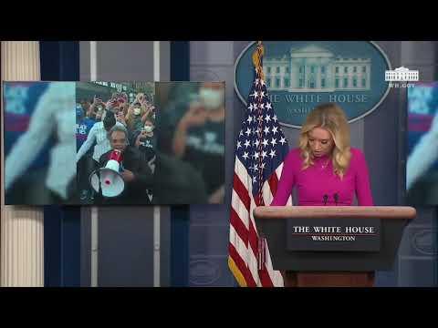White House Press Secretary Kayleigh McEnany on lockdown hypocrisy from Democrat politicians