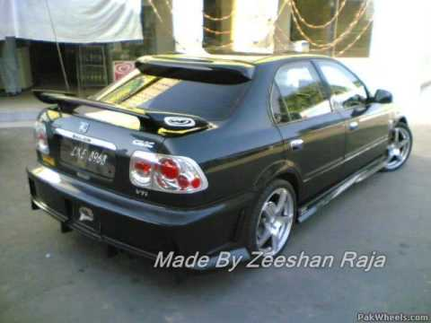 Modified Cars-Pakistan-2007