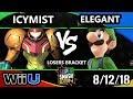 SSC 2018 Smash 4 - IcyMist (Samus) Vs. Elegant (Luigi) Wii U Losers Bracket