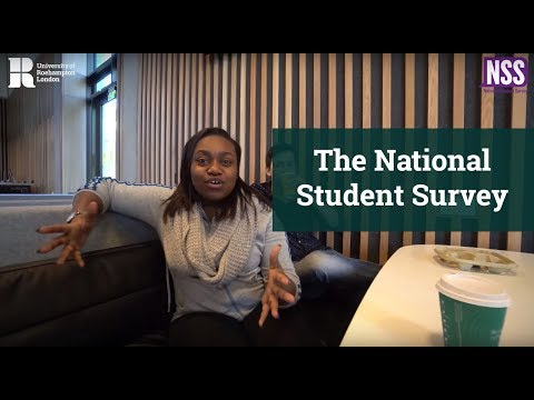 The National Student Survey | University of Roehampton