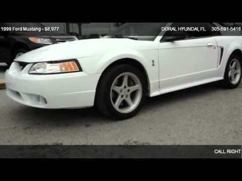 1999 Ford Mustang SVT Cobra - for sale in DORAL, FL 33172