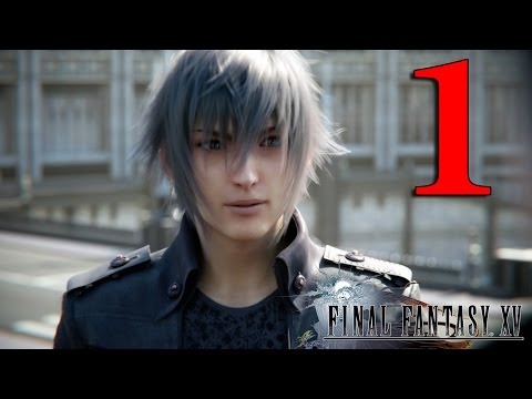 FINAL FANTASY XV [Walkthrough Gameplay ITA HD - PARTE 1] - IL VIAGGIO DI NOCTIS