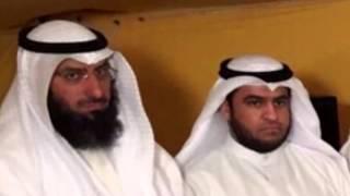 زيارة الدكتور خالد ضحوي الظفيري إلى شالية جمعية إحياء التراث الإسلامي 13-3-2015