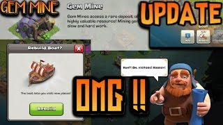 Clash Of Clans NEW UPDATE IS HERE !! + NEW UPDATE GAMEPLAY + WHAT LIES BEYOND THE SHORE REVEALED !