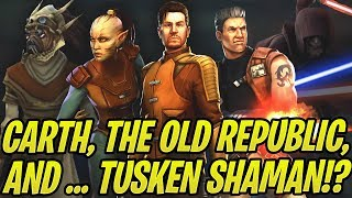 Carth Onasi and the Old Republic Good After Darth Revan? Cool GA/TW DOT Teams! | Galaxy of Heroes