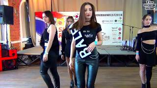 RED VELVET - Bad Boy dance cover by X.EAST [KOREA SHOW ROOM FEST'18 в СПб (22.04.2018)]