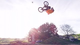 Jed Mildon Attempts World Records on Massive BMX Dirt Jumps | Dirt Dogs Ep 3
