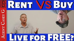 Rent vs Buy - Buy vs Rent - is answered by Gilbert AZ Realtor