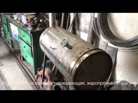 Видео Круглая труба нержавейка 50 0х2 5