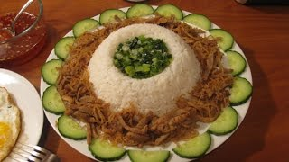 Com Tam Bi-sandy Meat With Broken Rice