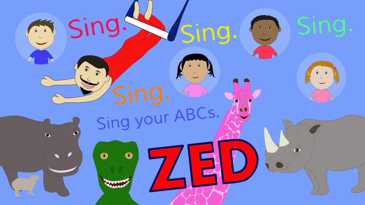 Were Singing the ABCs (ZED version)