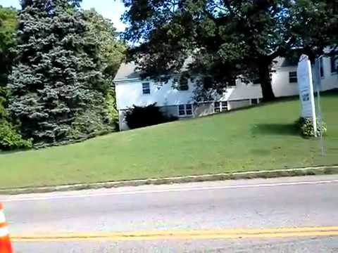 Union thugs attempt to create dangerous work condition in Halifax Mass - YouTube.flv