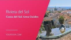 Riviera del Sol Area Guide. Costa del Sol, Spain